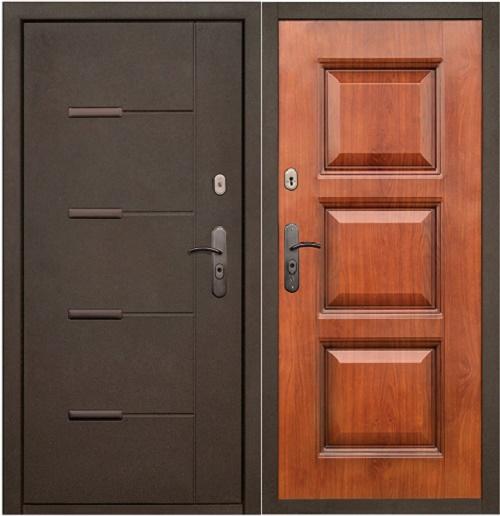 входные металические железные двери