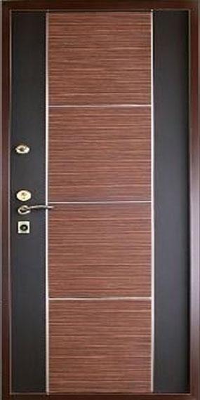 двери металлические мдф пленка